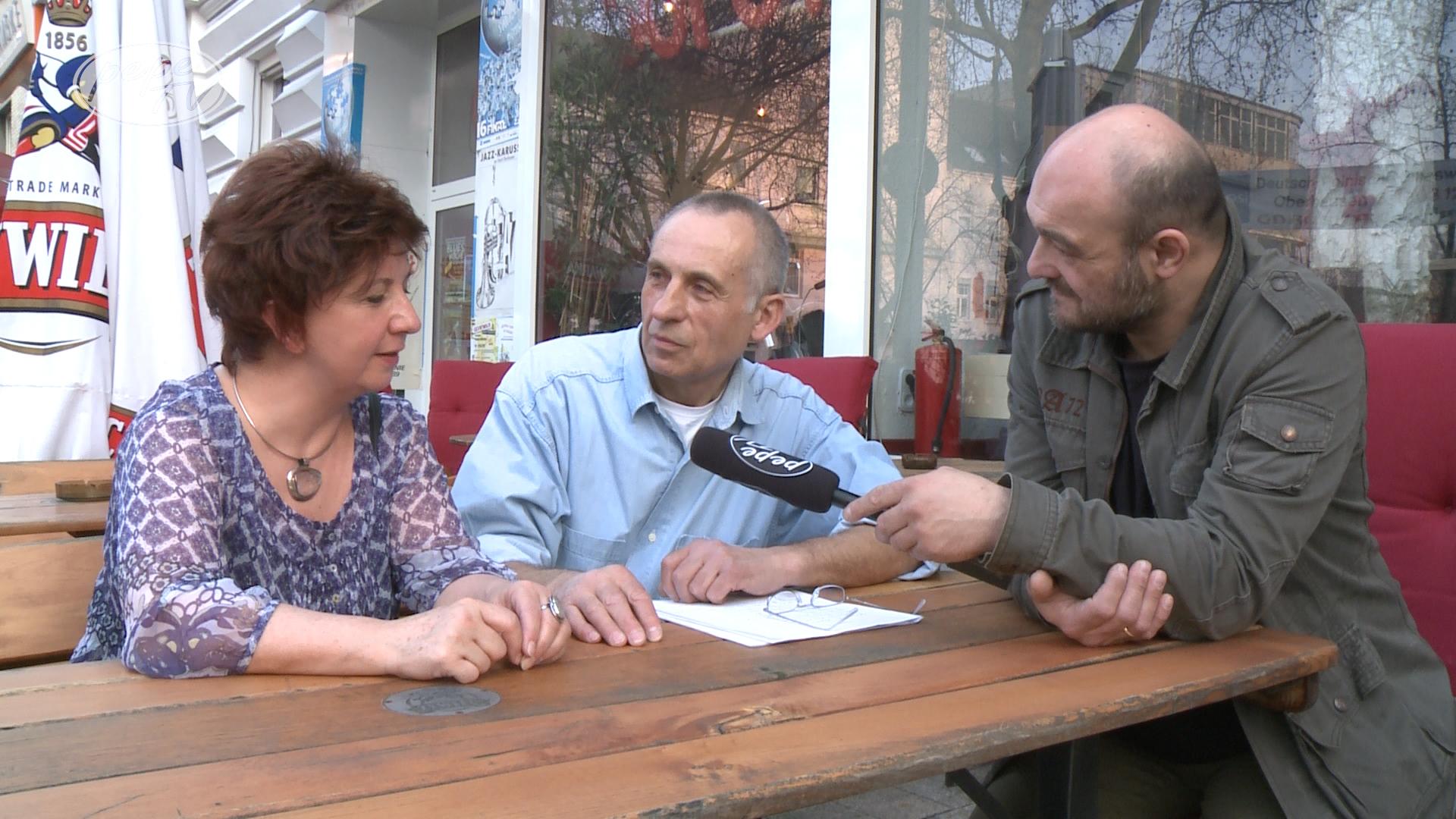 wywiad Marek Eichstaedt