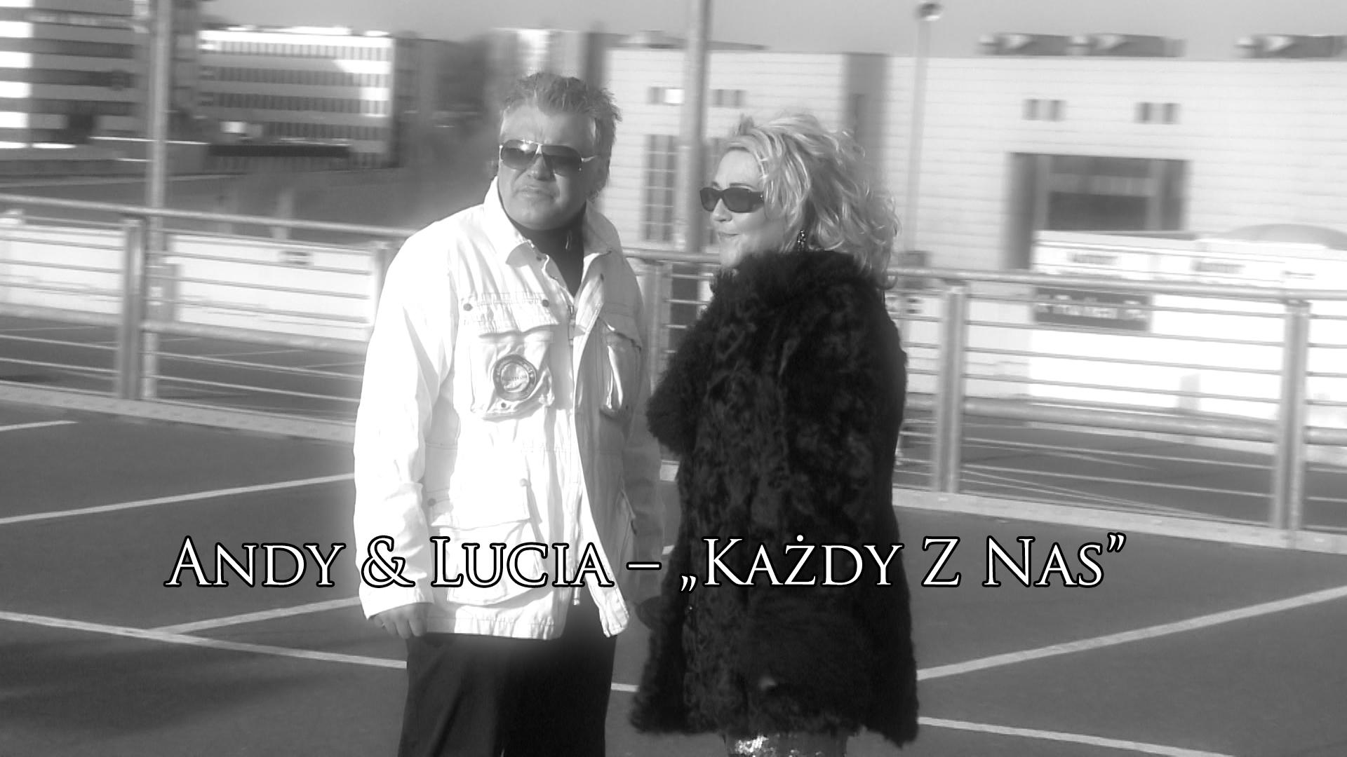 """Andy & Lucia – """"Każdy Z Nas"""""""