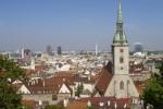Bratislava, Coronation Church, St. Martins cathedral, Slovak Republic...