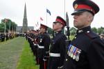 4 Lancs at IOM Tynewald Ceremony