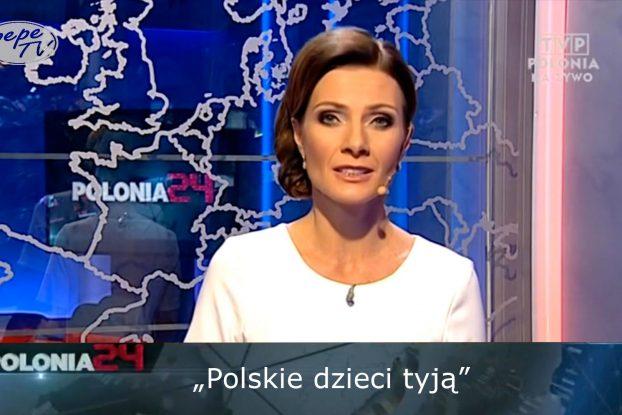 polskie dzieci tyją