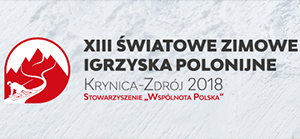XIII ŚWIATOWE ZIMOWE IGRZYSKA POLONIJNE