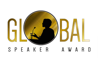 global speaker award