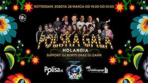 polska gala holandia