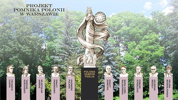 Pomnik Polonii